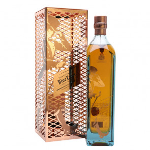 Johnnie Walker Blue Label Capsule Series by Tom Dixon | Philippines Manila Wine