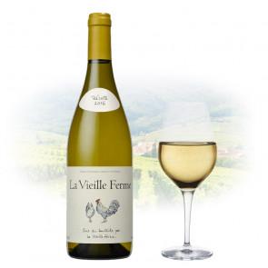 Famille Perrin La Vieille Ferme Blanc 2016 | Manila Wine