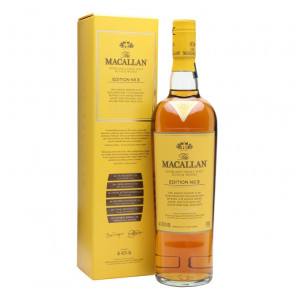 The Macallan Edition No.3 | Scotch Whisky | Philippines Manila Whisky