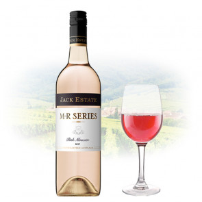 Jack Estate M-R Series Pink Moscato | Manila Wine Philippines