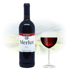 Boido Merlot IGT | Manila Wine Philippines