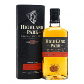 Highland Park 18 Year Old | Scotch Whisky | Philippines Manila Whisky