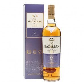 The Macallan 18 Year Old Fine Oak | Manila Philippines Whisky
