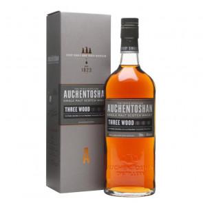 Auchentoshan Three Wood | Single Malt Scotch Whisky