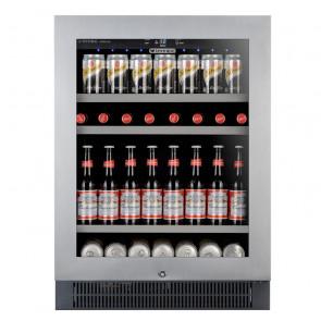 Wine Cellar | Vintec V40BVCS3 Stainless Steel Series (40 bottles)