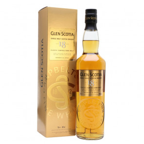 Glen Scotia 18 Year Old | Philippines Manila Whisky