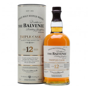 Balvenie 12 Year Old Triple Cask 1L