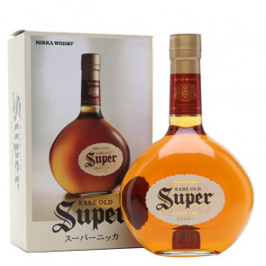 Nikka Super Rare Old Philippines Manila Whisky