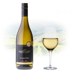 Saint Clair Premium Marlborough Sauvignon Blanc | Philippines Manila Wine