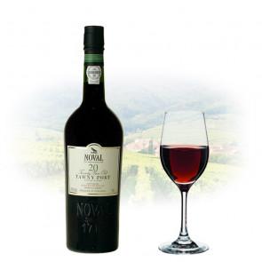 Porto - Quinta Do Noval Tawny Port 20 Year Old | Philippines Deli Manila Wine