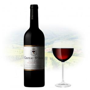 Chateau Sainte Anne - Bandol Red Traditional & Biodynamic | French Red Wine