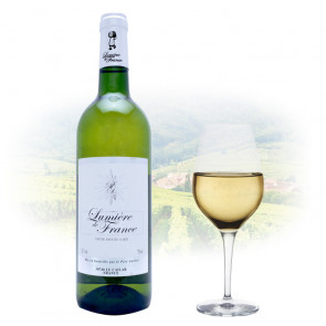 Lumière de France - Vin du Gard White 2012 | Philippines Wine