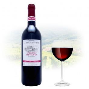 Cabernet Sauvignon - La Croix du Pin 2011 | Philippines Wine