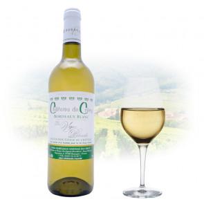 Bordeaux - Château de Crécy White Magnum 2010 (Magnum 1.5l)   Manila Philippines Wine