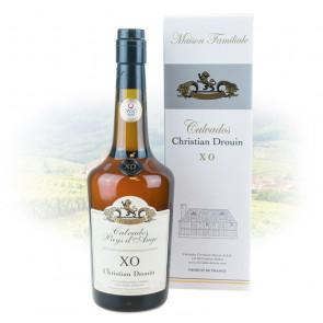 Calvados Christian Drouin Pays d'Auge XO | Philippines Manila Calvados