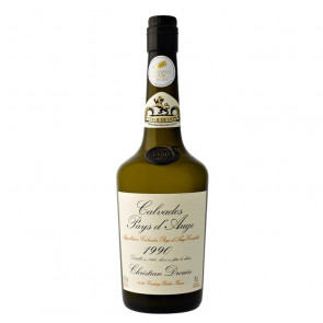 Christian Drouin - Calvados Pays d'Auge 1990 | French Apple Brandy