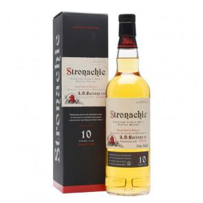 Stronachie 10 years Highland Single Malt Whisky | Philippines Manila Whisky