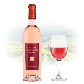 Chateau Roubine - Cru Classe Rose | French Pink Wine