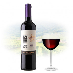Santa Carolina - Estrellas Merlot   Chilean Red Wine