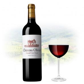 Château Olivier - Pessac-Léognan (Grand Cru Classé) | French Red Wine