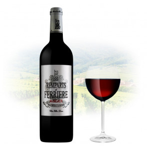 Château Ferrière - Les Remparts de Ferrière Margaux | French Red Wine