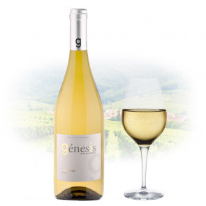 Genesis Chile Chardonnay 2015 | Philippines Manila Wine