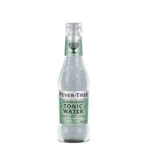 Fever Tree - 200ml | Elderflower Tonic Water