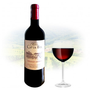 Jean Guillot - Chateau Cap de Fer | French Red Wine