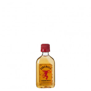 Fireball Cinnamon Whiskey - 50ml | Canadian Blended Whiskey