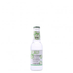 Lamb & Watt - Cucumber - 200ml   Organic Tonic Water