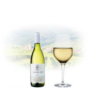 Santa Luz - Chardonnay - Half-Bottle 375ml | Chilean White Wine
