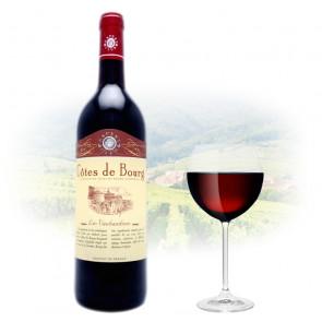 Côtes de Bourg Les Vaubandines 2013 Expert Club | Manila Philippines Wine