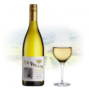 Les Volets - Chardonnay   French White Wine
