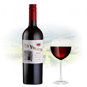 Les Volets - Malbec | French Red Wine