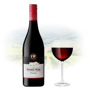 Royal Rhino - The Rhino Run - Pinotage | South African Red Win