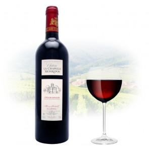 Côtes de Castillon - Château La Chapelle Monrepos 2008 | Philippines Wine