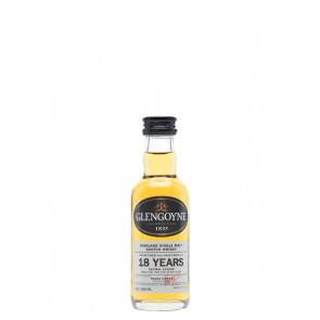 Glengoyne 18 Year Old - 50ml Miniature | Single Malt Scotch Whisky
