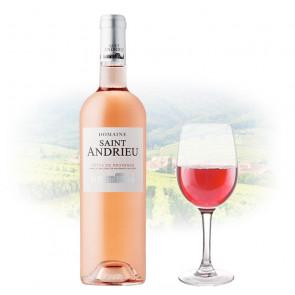 Domaine Saint Andrieu - Cotes de Provence Rosé | French Pink Wine