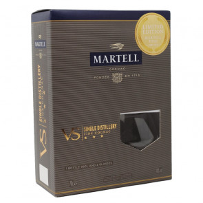 Martell - VS - Single Distillery - Gift Pack | Cognac