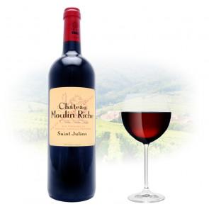 Château Moulin Riche 2006 - Saint Julien | Philippines Wine