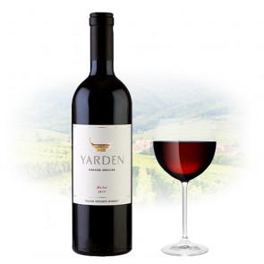 Golan Yarden - Merlot | Israel Kosher Red Wine