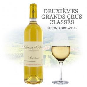 Château d'Arche 2010 - Sauternes | 2ème Grand Cru Classé | Philippines Wine