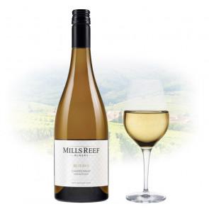 Mills Reef Reserve Chardonnay 2010 | Philippines Manila Wine