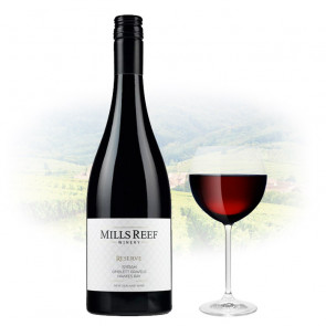 Mills Reef Reserve Shiraz 2015 | Philippines Manila Wine
