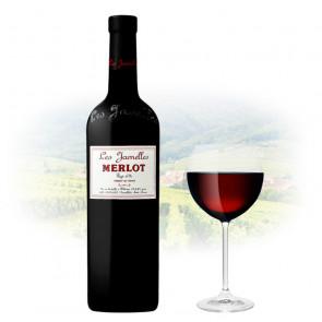 Les Jamelles - Merlot | French Red Wine