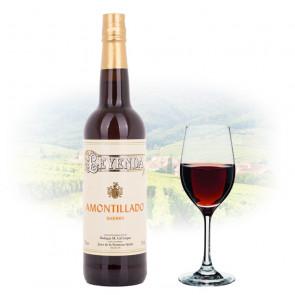 Leyenda - Sherry Amontillado Medium Dry | Spanish Fortified Wine