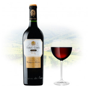 Marqués de Riscal - Barón de Chirel Rioja Reserva   Spanish Red Wine