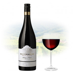 Silverboom - Special Reserve - Shiraz & Merlot | South African Red Wine