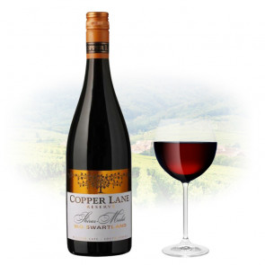 Copper Lane - Reserve - Shiraz & Merlot | South African Red Wine