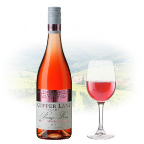 Copper Lane - Reserve - Pinotage Rosé | South African Pink Wine